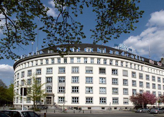 Deutschlandradio Berlin Funkhaus